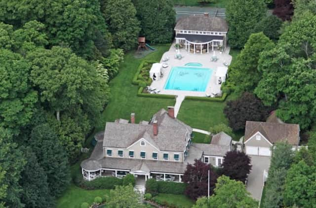 A historic country manor which had been home to Gerard P. Herrick, is now listed for sale. It's located on Ridgefield's highly desirable High Ridge Avenue.