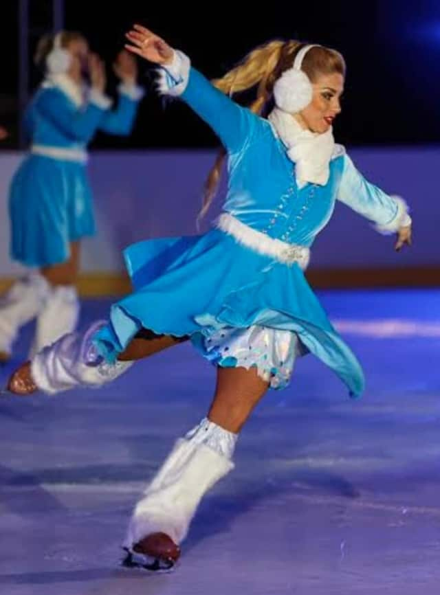 Figure Skaters will be performing at the Ridgefield Playhouse on Feb. 21.
