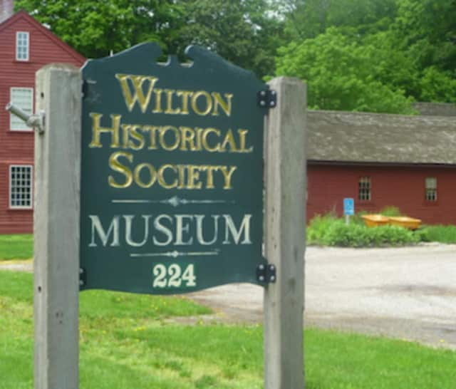 The Wilton Historical Society is offering a new Drop, Dash and Dine program.