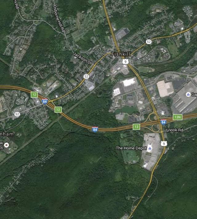 I-84 in Fishkill