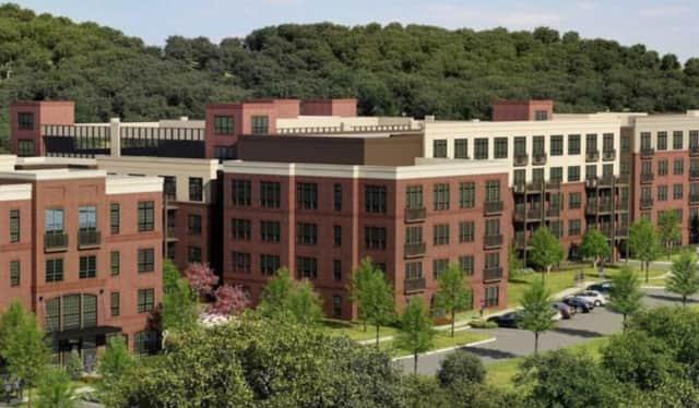 A public hearing on the proposal to construct residential apartments in Ardsley will be held this evening.