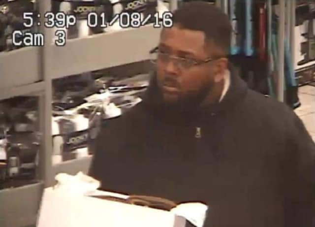 The Brookfield Police are thanking the public for helping them locate the man pictured who was suspected in a shoplifting case.