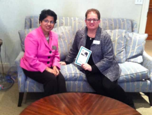 Rockland County Legislature Deputy Majority Leader Aney Paul visited the Joe Raso Hospice Residence on Wednesday.