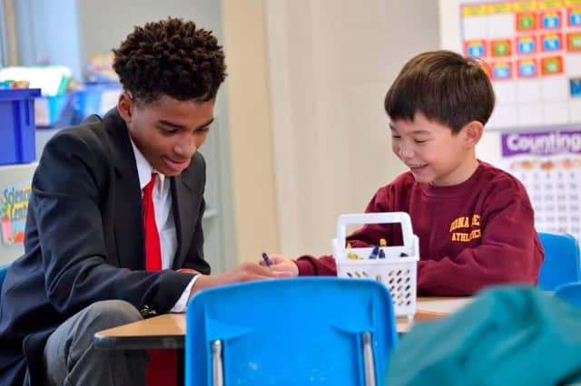 Iona Prep Lower School in New Rochelle is hosting open houses on Thursday, Jan. 28, and Friday, Jan. 29.