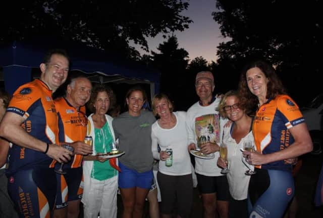 Ridgefield Bicycle Sport Club will hold its 2016 kickoff party on Wednesday, Jan. 27.