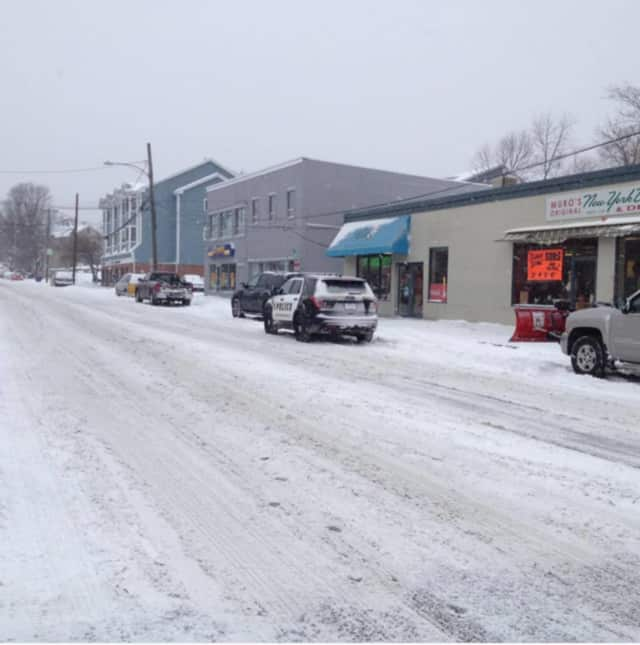 Residents are reminded to move their cars off the snow routes in Norwalk due to the approaching snowstorm.