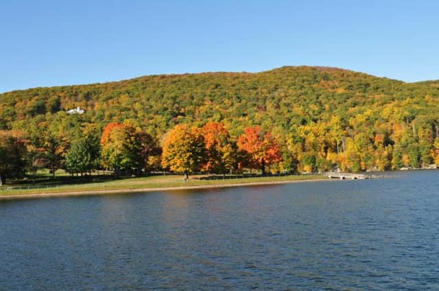 Candlewood Lake is among the sites involved in an invasive species study.