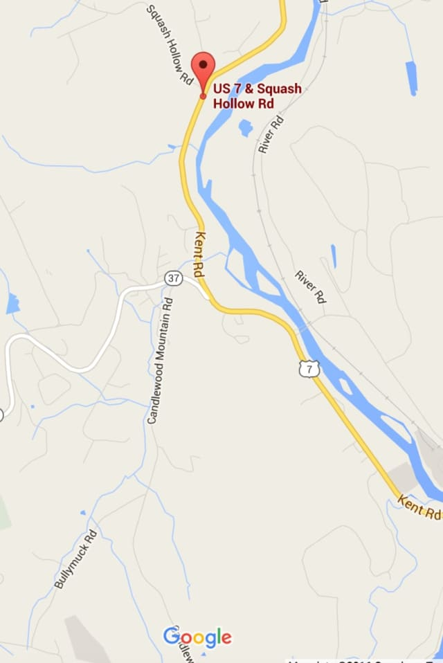 There was a fatal accident at Route 7 and Squash Hollow Road in New Milford, near the Sherman and Brookfield border.