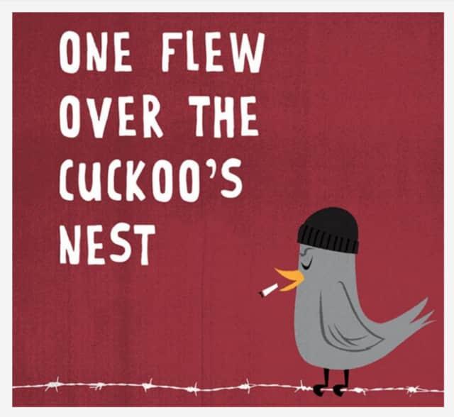 """One Flew Over the Cuckoo's Nest"" opens Friday at Bridgeport's Bijou Theatre."