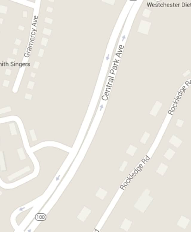 Police are investigating reports of an armed person at a housing complex Central Park Ave.
