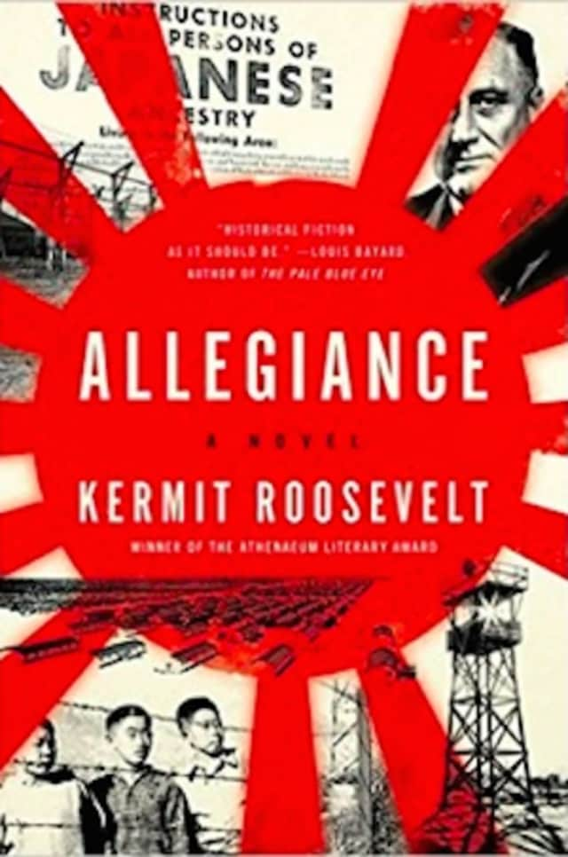 "Kermit Roosevelt will discuss his novel ""Allegiance"" at an upcoming Retired Men's Association meeting."