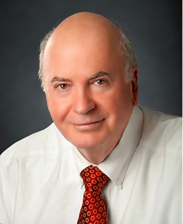 George Cain is the Realtor of the Year in Greenwich for 2015.