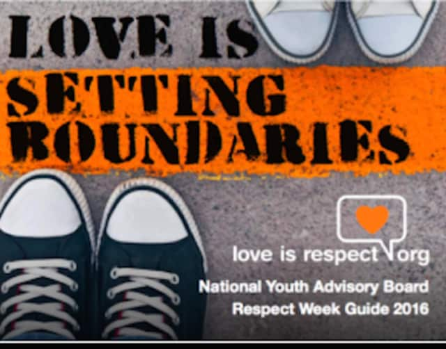 The Rockland County Sheriff's Office announces that February is Teen Dating Violence Awareness Month.