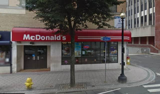 The McDonald's in downtown Bridgeport is closing.
