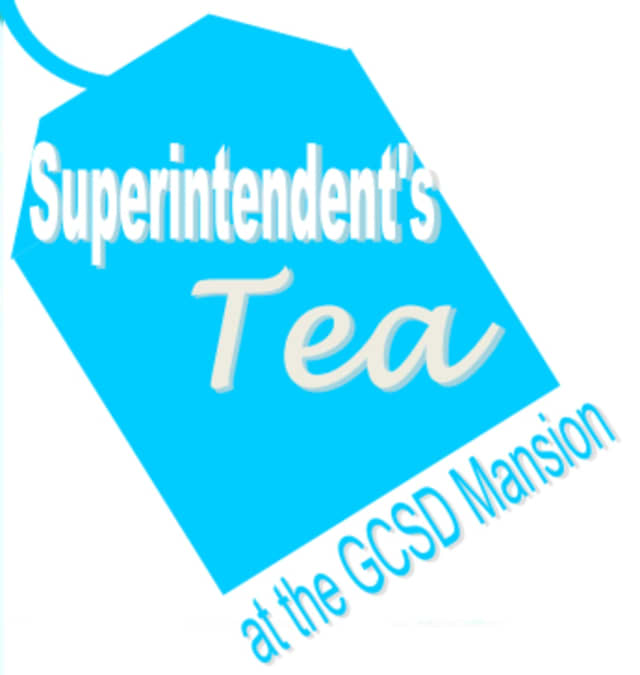 Greenburgh Superintendent of Schools Dr. Tahira Dupree Chase welcomes guests for a tea discussion later this month.