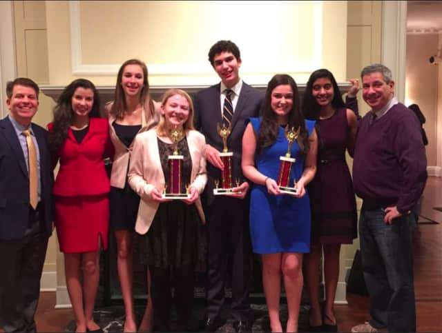 Pelham students win in speaking and oratory competitions.
