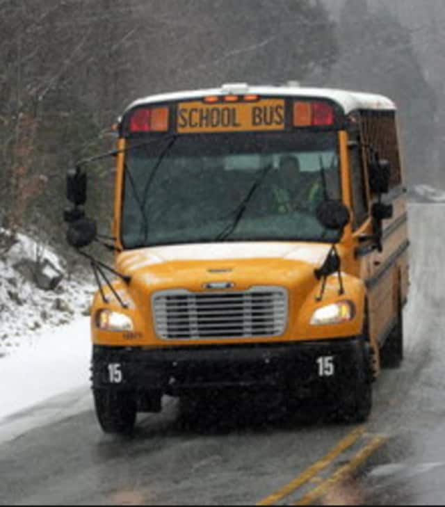 Some area schools have announced delayed starts Tuesday as a result of snow.