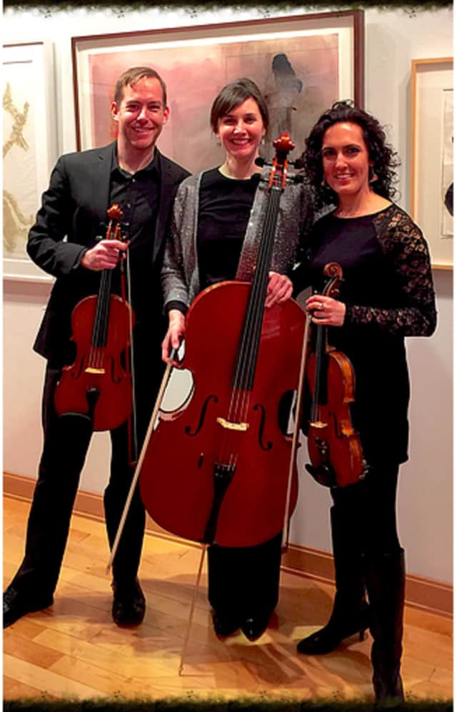 Concordia College in Bronxville will host an evening of Chamber Music by 'Scape Trio.