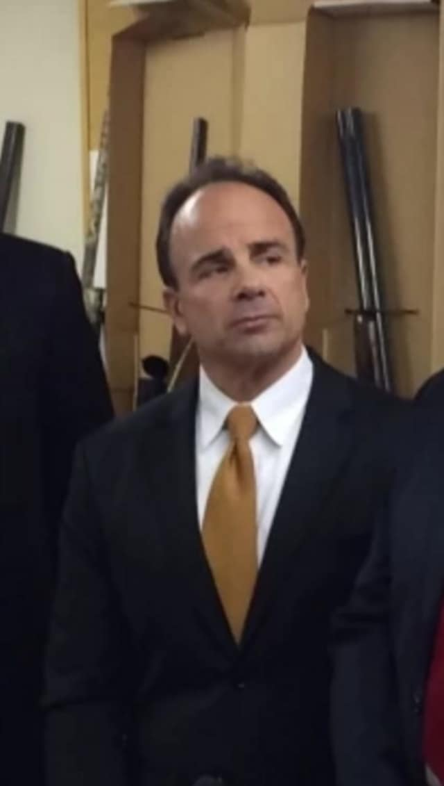 Bridgeport Mayor Joe Ganim recently suspended his aide for failing to disclose that he had not paid back taxes he owed on property in Bridgeport, according to the Connecticut Post.