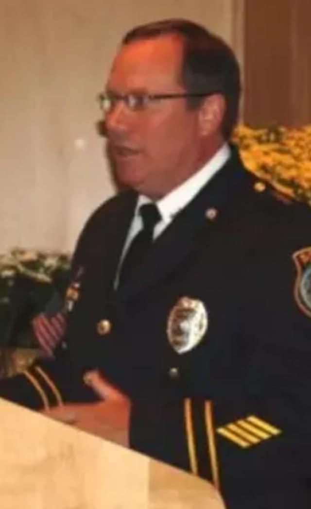 Wilton Police Chief Robert Crosby