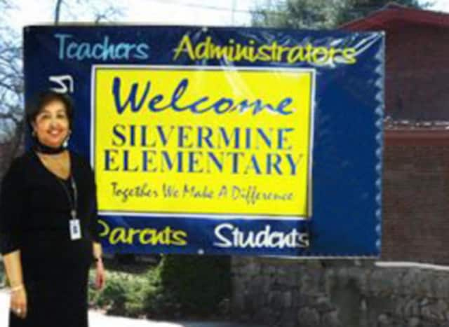 Ivette Ellis is principal at Silvermine Elementary School in Norwalk which is transitioning into a full dual language emersion school.