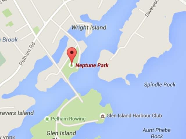 Neptune Park in New Rochelle