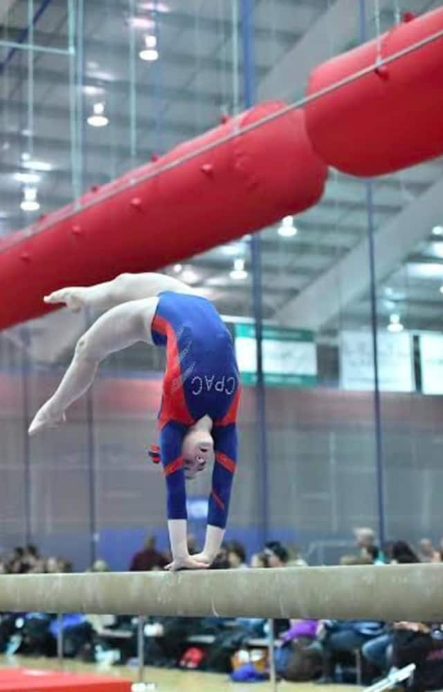 More than 1,300 athletes are expected to compete this weekend at a gymnastics meet at Chelsea Piers Connecticut.