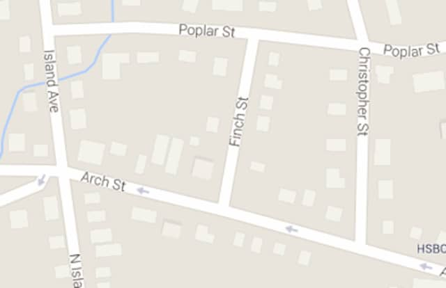 A power outage was reported in the area of Arch St. in Ramsey.