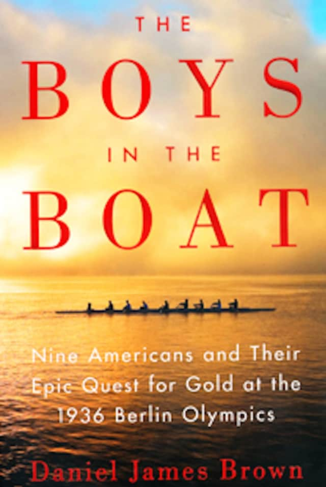 """The Boys in the Boat"" by Daniel James Brown will be discussed at the next Monroe Reads Together event."