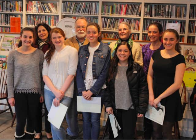 The Bedford Free Library is sponsoring its eighth- annual writing contest for high school students in the community.