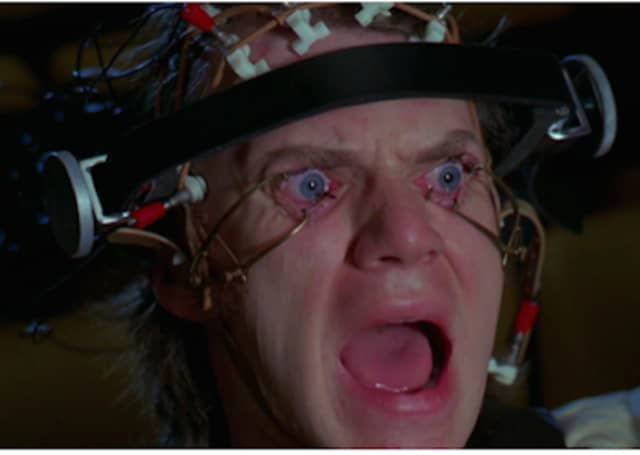 """The Avon Theatre presents a Cult Classics screening of """"A Clockwork Orange"""" on Tuesday, March 22 at 8:30 p.m."""
