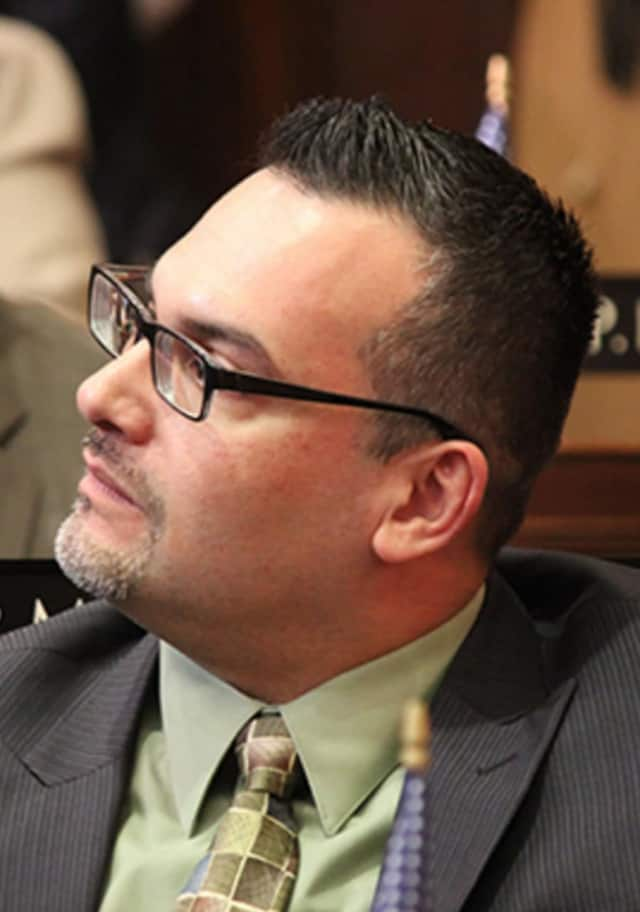 State Rep. Juan Candelaria, a Democrat from New Haven