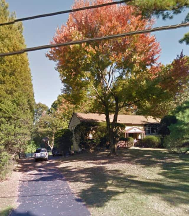 The murder-suicide occurred at 2 Deerwood Road in Wesley Hills.