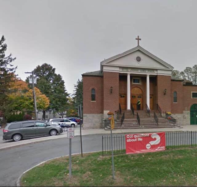Saints John & Paul Parish in Larchmont.