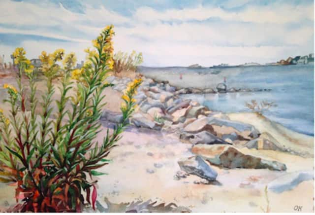 Nylen Gallery/Picture This in Westport is the next stop on the Cultural Alliance of Fairfield County's Progressive Gallery Tour Feb. 19, featuring the work of artist Olga Klymyk.