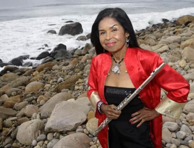 Sherry Winston, a Bethel resident and Grammy-nominated flutist, will perform Friday at The Palace in Stamford.