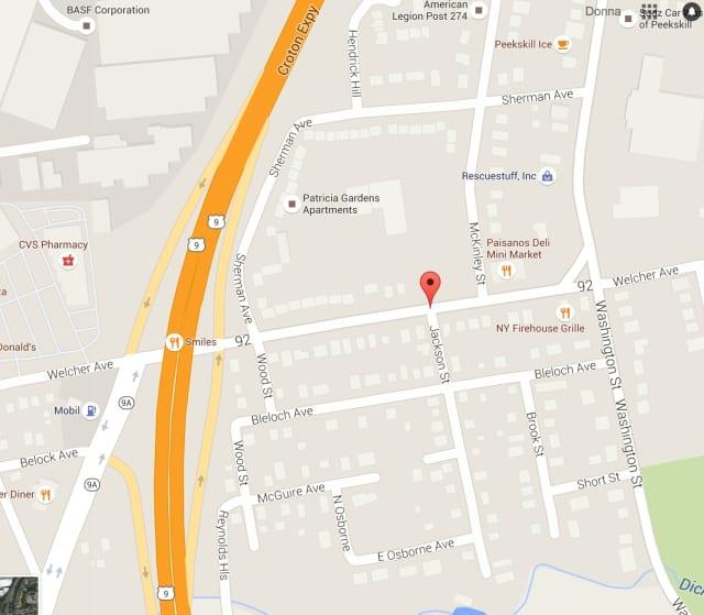A German Shephard has been seen near her Welcher Avenue home in Peekskill where she went missing Feb. 16.