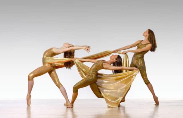 Ridgewood's Art of Motion dancers.