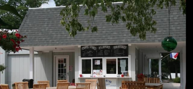 Red Hill Cafe restaurant and nursery are family-owned businesses in New City.