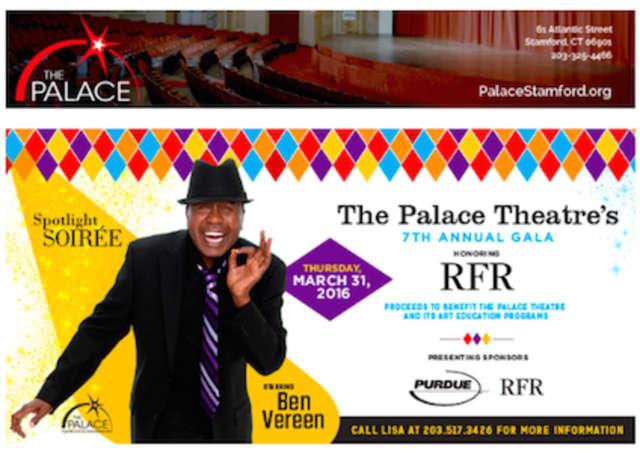 Broadway Legend Ben Vereen will star in Spotlight Soirée, the Palace Theatre's seventh annual gala.