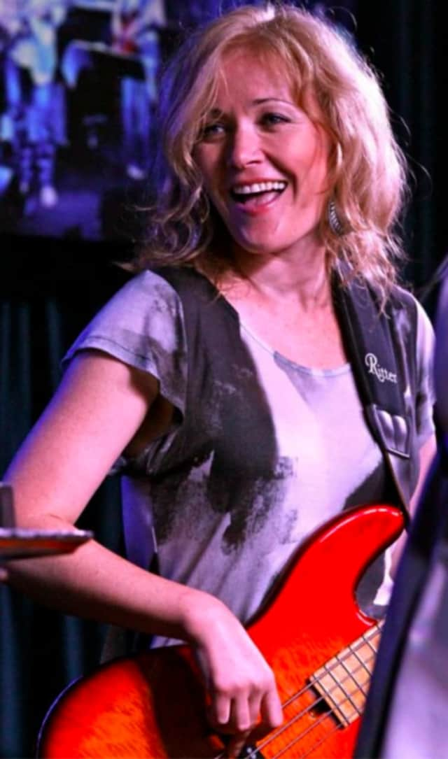 Nicki Parrott will be in Mahwah with the Les Paul Trio.