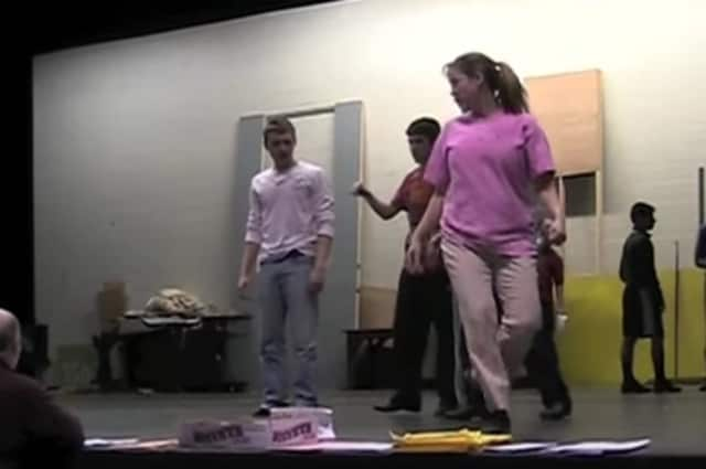 """New Milford High School presents """"The Drowsy Chaperone."""""""