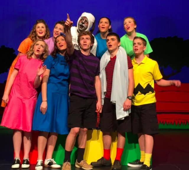 """See """"You're a Good Man Charlie Brown"""" at the Park Ridge High School Little Theatre."""