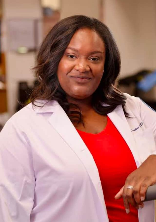 Dr. Daphne Scott.