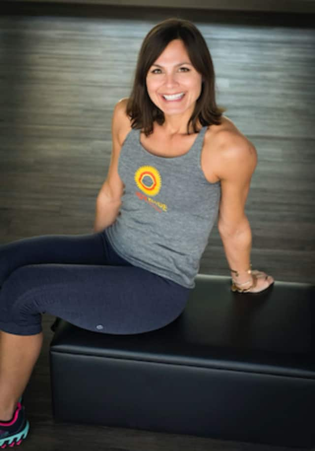 JoyRide instructor Dina Fay