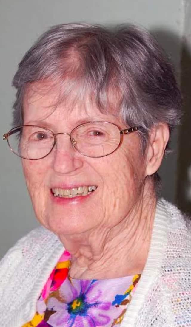 Sister Cecile Therese Burton