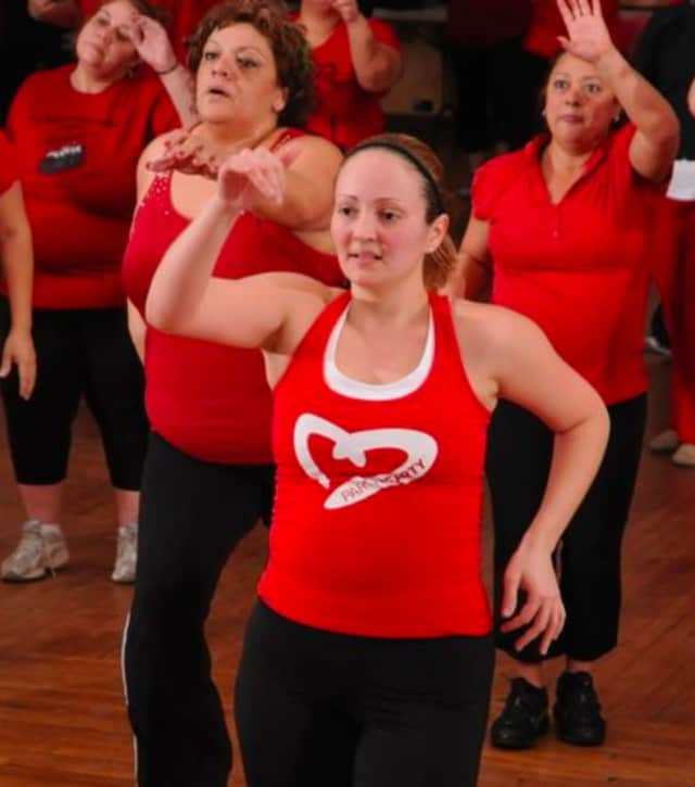 Moms and can the pounds away for free at My Zumba Body in Ridgefield Park.