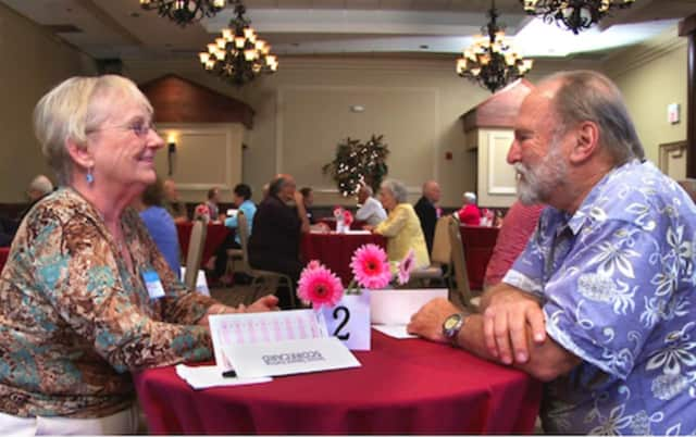 SilverSource and the Stamford Senior Center will present speed dating for older folks on March 11.