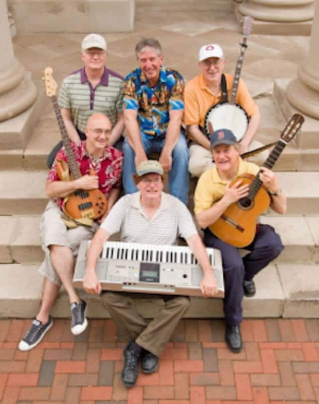The Foggy Minded Boys will provide entertainment at the Leonia United Methodist Church's charity fundraiser.