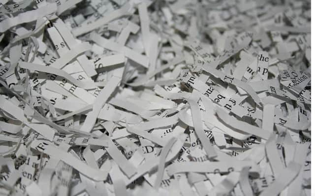 There will be a free paper shredding event March 5 in Wayne.